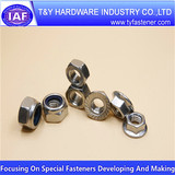 Hex nuts, flange nuts,different kinds of nuts China supplier