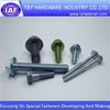 manufacture,carbon steel screw,flange bolts