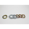 Fasteners for spring washers