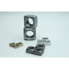 Stainless steel square nuts