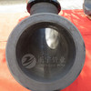 Large Diameter Wear-Resistant Rubber Hose