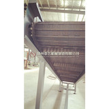 Motorized Scrap Incline Conveyor