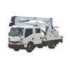 Truck Mounted Aerial Working Platform Mamual