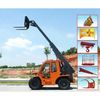 Telescopic Boom lift SRRCZ35-4