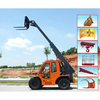 2.5T Telescopic Forklift