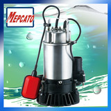 CCS(F)-2.4SA industrial site drainage submersible water pump (400W)