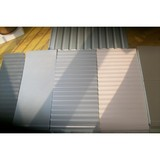 Exterior Decorative Siding Panel / PP Decorative Wall Cladding Board