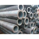 Large-diameter thick-walled seamless steel pipe