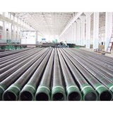 Carbon steel tubes for liquid service