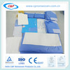 disposable sterile C-section surgical drape pack