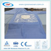 disposable caesarean surgical drape set