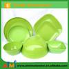 Melamine dinner ware