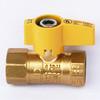 Gas Brass Ball Valve (Female Thread)