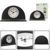 TXL Antique Wooden Desk Clock