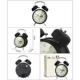 TXL 3.5 Antique Ringing Clock(Rose)