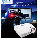 Hot 1080P HD projector 3D Projector WiFi 3500 Lumens 3D 300 Inch Home Projector