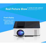 New projector full hd 1080p mini led projector,180 lumens pico pocket projector from China, home theater projector for sale