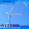 Variable pitch wind turbine 5kw/10kw/20kw/30kw for home and industry use