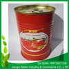 Factory supply OEM brand canned tomato paste 70g-3000g