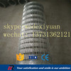 hot dipped galvanized wire field/garden fence