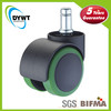 50mm Office Chair Soft Caster Wheels With Multiple Colors