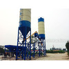 Environmental frendly HZS50 concrete batching plant for sale