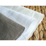 solid dyed 100% linen fabric for suit