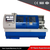 Automatic CNC Lathe with 8 Station Tool CK6150A