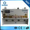 2016 Hot Sale QC11Y Series 6x2500 Hydraulic Sheet Metal Cutting Machine