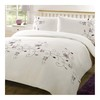 Barton Orchid Embroidered Bedding - Matching Items Available