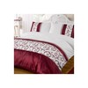 Nicola Red Bedding - Matching Cushions Available