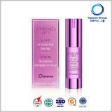 Peptide firming nighttime collagen eye cream for baggy wrinkled circular puffy eyes