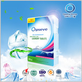 Convient Fragrant Affective Concentrated Laundry Detergent Tablet