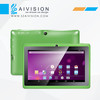 7inches Allwinner A33 Quad Core WIFI Android Tablet PC