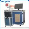 RF co2 laser tube 10W laser marking machine for boots