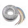 China customized 230V input 2 x 12V output toroidal transformer