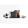 Miniature DC Condensing Unit for Portable Cooling and Refrigeration System