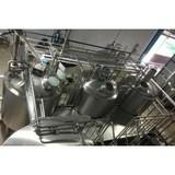 1000L Three Vessel Brew House