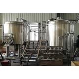 1500L Three Vessel Brew House