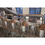 Five Vessel Brewhouse