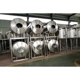 Horizontal Beer Storage Tank