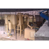 Alunite mineral processing grinding mill with good quality