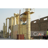 Calcination kaolin fine powder grinding machine on selling