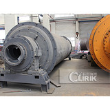 0-500t/h High Manganese Steel Slag Ball Mill with Low consumption
