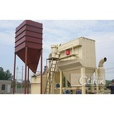 45t/h 1250mesh good quality ultra fine powder grinding mill with material of High Manganese Steel