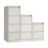 Office Furniture Manufacturer CBNT Plastic Handle Drawer Cabinet Metal Drawer Cabinet File Cabinet Drawer Dividers D-A4