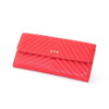 New Arrival Woman Genuine Leather Wallet. Imported Leather Factory Wallet