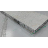 marble honeycomb panel for flooring