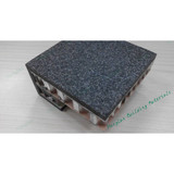 Granite honeycomb panel for floor