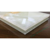 transparent stone for television walls